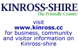 Visit the Kinross-shire Community Council website for business, community and visitor information on Kinross-shire